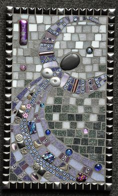 Mosaic woman 2 by thatcamelwoman., via Flickr