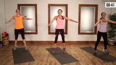 20min-Get toned up from head to toe with this full-body workout mashup! POPSUGAR Fitness offers fresh fitness tutorials, workouts, and exercises that will help you...