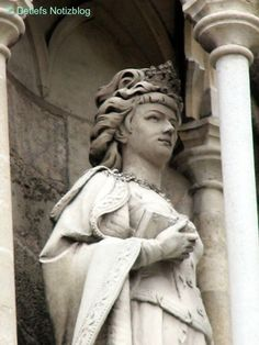 Statue Sissi Stefansdom