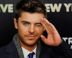 Those eyes.... (zack effron,blue eyes,hot guys,cute guys,celebrity,male celebrities)