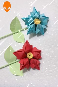 Origami for Everyone – From Beginner to Advanced – DIY Fan Diy Origami, Origami Frog, Modular Origami, Useful Origami, Paper Crafts Origami, Origami Tutorial, Paper Flowers Craft, Flower Crafts, Diy Arts And Crafts