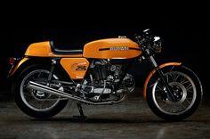 1973 Ducati 750 Sport - Hsu's Ducati