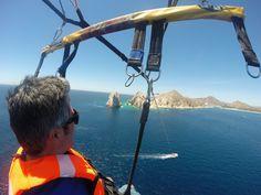 Enjoy Parasailing in Cabo!