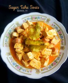 Snack Recipes, Cooking Recipes, Snacks, Tofu Scramble, Indonesian Food, Indonesian Recipes, Asian Cooking, Pasta Dishes, Kids Meals