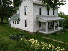 1800 Farmhouse Plans | 1800's Farmhouse in Coshocton. 230 Acre Farm, Relax, Hunt, Explore.
