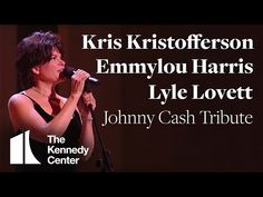 """Kris Kristofferson, Lyle Lovett, Emmylou Harris and Roseanne Cash perform """"Sunday Morning Coming Down"""", """"Folsom Prison Blues"""", """"Ring of Fire"""" and """"Walk The L. Johnny Cash Tribute, Johnny Cash June Carter, Lyle Lovett, Glen Campbell, Emmylou Harris, Matchbox Twenty, Kris Kristofferson, Cinema, Country Music Singers"""