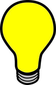 light bulb clipart reading enlightens us clip art free bulletin rh pinterest com light bulb clip art images light bulb clip art free