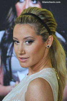 Ashley Tisdale Hair Color