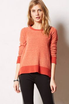 Chenille Sweatshirt - anthropologie.com