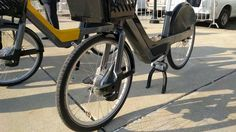 Baltimore's bike-share program is planned to have both electric pedal-assisted bicycles and standard bicycles when it launches on Oct. 28.