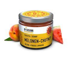 BySusann - Melonen-Chutney - gerade gegessen und für gut befunden