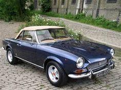 1974 Fiat 124 Spider Sport 1800 For Sale 1636432