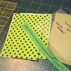 Plastic Cutting Board, Zip, Sewing, Handmade, Image, Atelier, Dressmaking, Hand Made, Couture