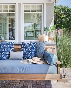 Handcrafted, elegant lighting fixtures, bed swings, and home decor. Where timeless design and impeccable craftsmanship meet. Outdoor Sofa, Outdoor Furniture, Outdoor Decor, Low Country, Timeless Design, My Dream Home, Interior Decorating, Decorating Ideas, The Originals