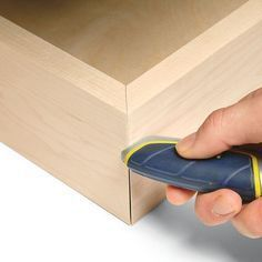 Close Ugly Gaps: 13 Tips for Perfect Miters Every Time http://www.familyhandyman.com/woodworking/perfect-miters-every-time #WoodworkingTools