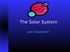 FREE from School is Fun on TpT. A 14-slide PowerPoint providing facts about each planet and the sun.  Review questions are found on the last slide.  ...