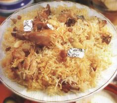 Murghe | Murgh Mutanjan, Kashmiri food, kashmiri recipes, kashmiri rice dishes ...