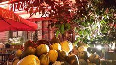 Pumpkins at pizzacio