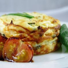 Baked Ricotta and Tomato