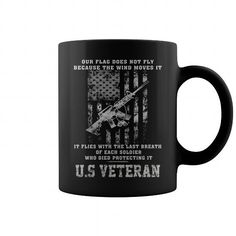 Make this awesome proud Army Veterans: Veteran Mug Vet Mug Wife Daughter Son Grandpa Papa Flag US Army Soldier Military Coffee Mug as a great gift Shirts T-Shirts for Army Veterans