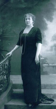 Frances Stephens, saloon passenger, was a unique double victim of the German submarine U-20, having been sunk on both the RMS Lusitania and RMS Hesperian.