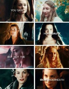Eowyn, Galadriel, Tauriel and Arwen ik I already pinned this on my lotr board. Legolas, Tauriel, Love The Lord, Lord Of The Rings, The Middle, Middle Earth, Hobbit Book, Hobbit Films, Chronicles Of Narnia