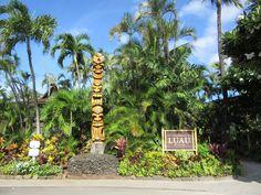Royal Lahaina Luau Tiki