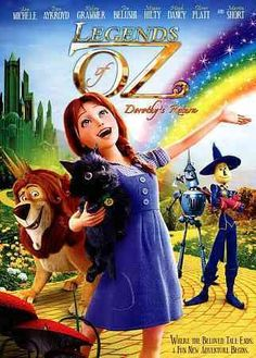 "New the week of ""Legends of OZ: Dorothy's Return"" with Martin Short Family Movies, New Movies, Movies Online, Amazon Instant Video, The Image Movie, Video On Demand, Hugh Dancy, Streaming Movies, Hd Streaming"