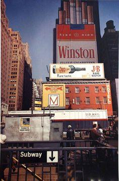 Joel Meyerowitz. NYC 1975
