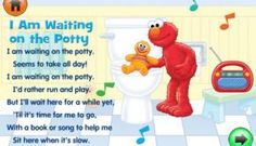 Potty Time with Elmo - iPhone, Kindle Fire, Age 2+: An educational app meant to help young children learn about using the bathroom. It's filled with songs and games and features the popular Sesame Street Muppet. The app also has plenty of hidden surprises for kids who randomly mash the screen. As you would expect with a Sesame Street product, the app does not include any violence, sex, or objectionable content.