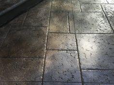Grand Ashlar w/Travertine texture - Fordson Concrete