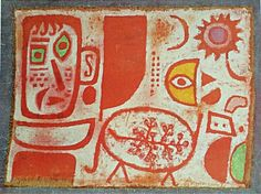 Paul Klee: Intoxication.