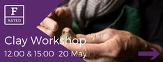 Join artist, archaeologist and potter Zoe Cameron for one of her fantastic clay workshops. You will get the chance to create your very own lamp to honour the memory of the strong women who have gone before and to light the way forward. Zoe will be on hand with inspiration and technical support, and you will be able to take your unfired project home with you.