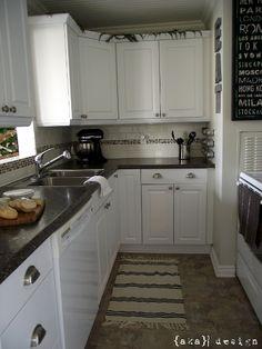 aka design kitchen east wall