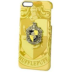 Harry Potter Official Hufflepuff House Crest iPhone 6 Plus Case