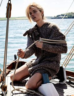 visual optimism; fashion editorials, shows, campaigns & more!: maiden trip: cato van ee by paul bellaart for vogue netherlands november 2014
