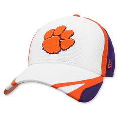 Clemson  Tigers New Era Training Fitted Cap Clemson Hat 6d7e35794c74