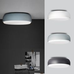 Northern Lighting Over Me Vegg-/Taklampe 40 cm - Bordlamper - Innebelysning | Designbelysning.no