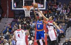 Magic Trade Speculation: Harkless or Nicholson for Wizards' Otto Porter?