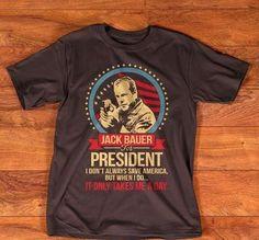 2016 Jack Bauer president