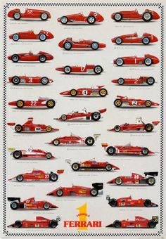Cars Ferrari Formula I Poster Formula  Car Bugatti Race Cars Sport Cars