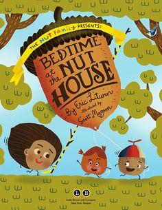 Watch. Connect. Read.: The Nuts: Bedtime at the Nut House - LIVE TELLING!...