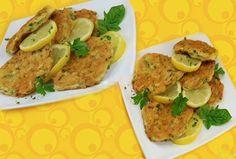 Croquettes de crevettes grises aux herbes fraîches  Préparation : 20 mn Cuisson : 10 mn  Les ingrédients pour 4 personnes :  200 g de crevettes grises décortiquées 2 c à s d'herbes fraîches ciselées mélangées ( coriandre, persil, basilic ) 2 oeufs 1/2 paquet de levure chimique 4 c à s d'huile 20 g de farine 1 pincée de sel 1 citron  Séparer les blancs des jaunes. Mélanger les jaunes avec la farine, la levure et 1 pincée de sel. Monter les blancs en neige et les incorporer à la préparation…