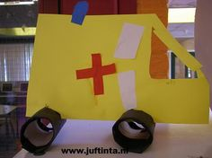 Ambulance Juf tinta