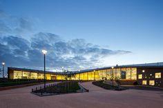 Школа Saunalahti / VERSTAS Architects