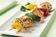 Pineapple-Chicken Kabobs