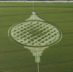 Crop circle, 2005