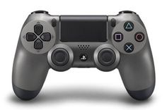 DUALSHOCK 4 Wireless Controller Steel Black
