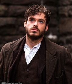 Richard Madden in Lady Chatterley's Lover