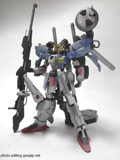 1/144 Ou-S Gundam: Custom Work by soromon-y Photoreview Big Size Images, Info